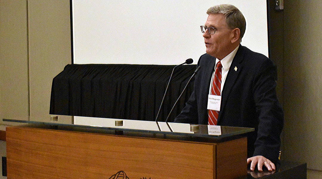 White House science director focuses on research security