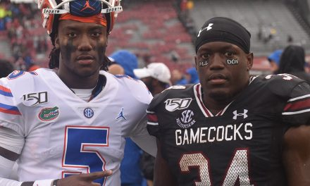 Florida-University of South Carolina highlights