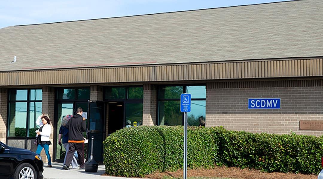 Law firms sue S.C. DMV over driver's license suspensions