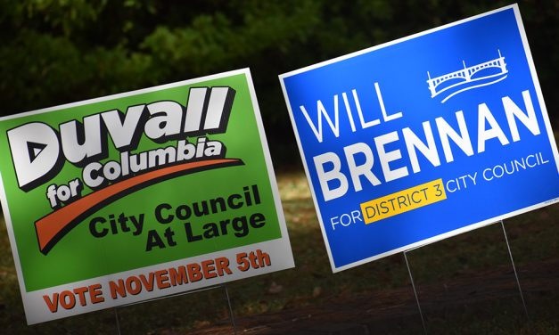 Voters go to the polls Tuesday to elect local officials