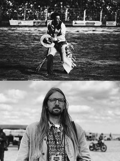 Ben McMaster Photo Composite