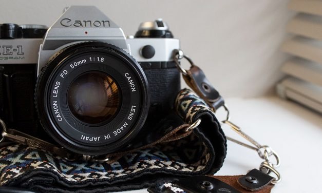 Discover the zen of film photography