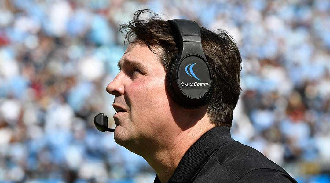 The future of Will Muschamp may be rooted in his past
