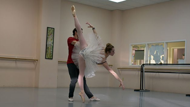 'Ballet's Golden Boy' headlines Columbia Ballet School's 'Nutcracker'