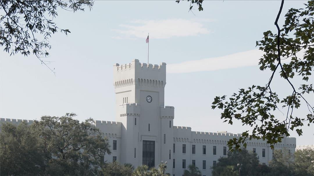 The Citadel's sophomore shuffle
