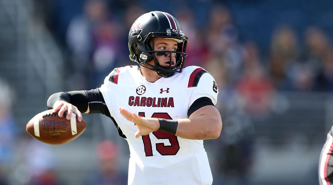 Throw by throw, Jake Bentley built a stellar quarterback career