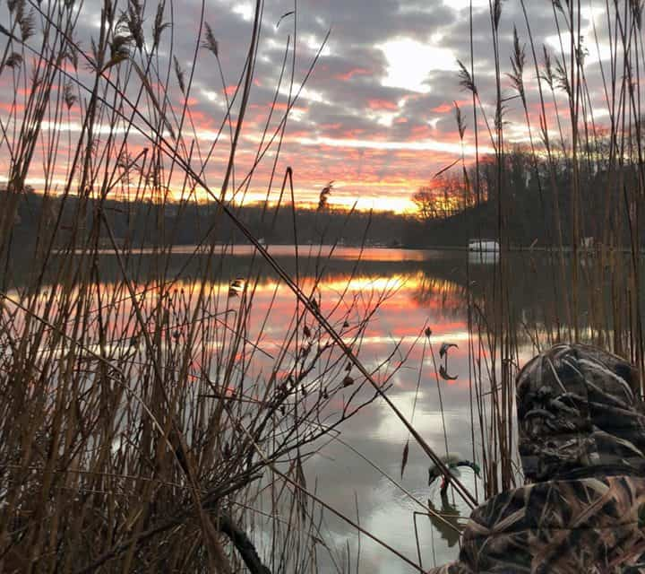 For duck hunters, 'nothing but you, your friends, and God's earth'