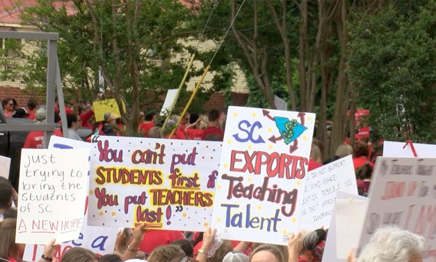 Low salary, lack of support leads to defections in South Carolina teaching ranks