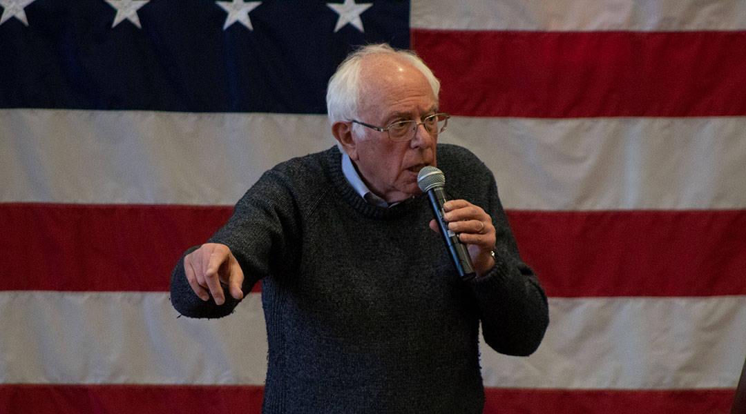 Sanders draws eclectic crowd at UofSC visit