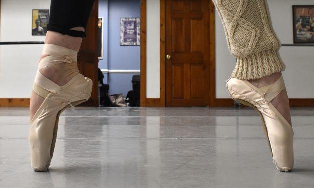 On pointe: Ballerina talks studio pressures, The Great Gatsby ballet