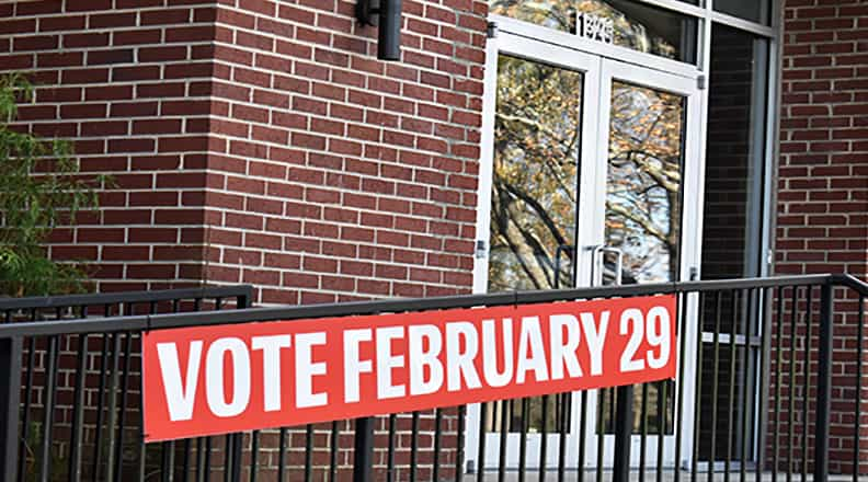 Young voters unmotivated as S.C. primary looms