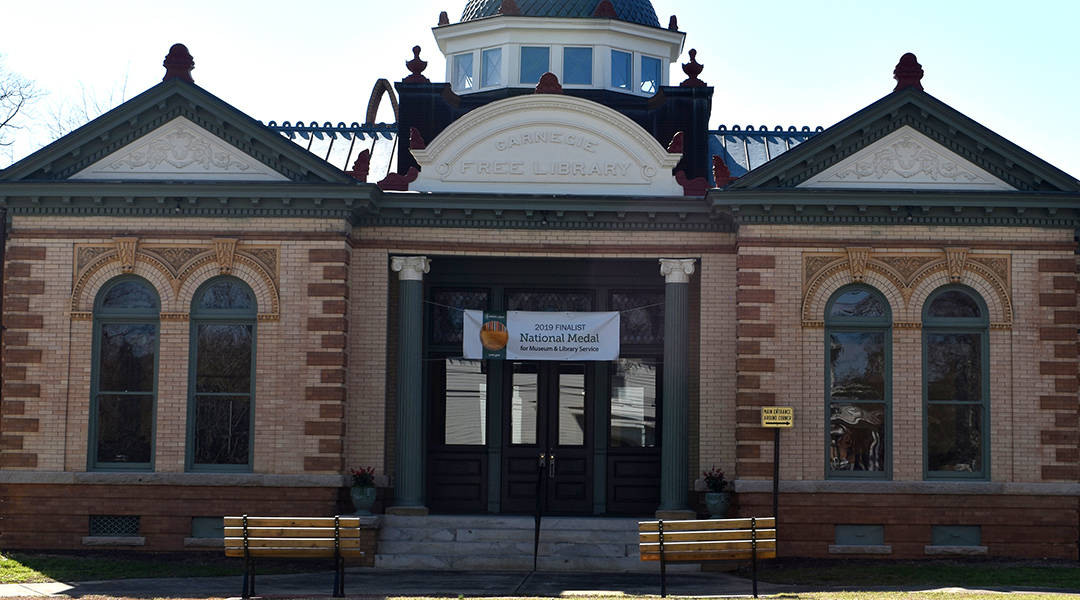Union Carnegie Library is 'one-stop shop' for county citizens