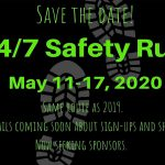 SAFE Lexington announces second annual 24/7 Safety Run