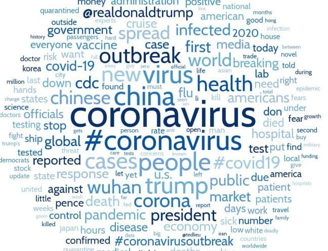 The state of coronavirus: Panic to possible pandemic