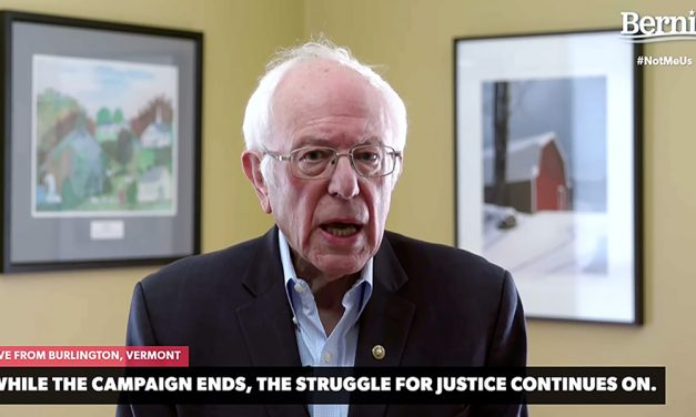 Bernie Sanders ends 2020 presidential campaign