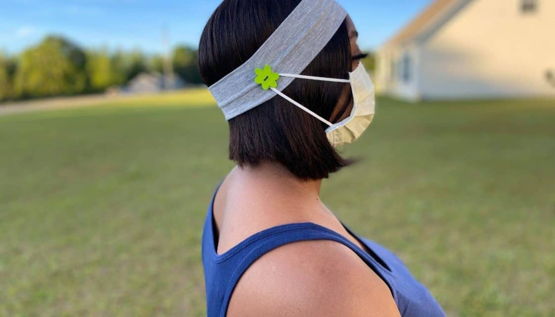 Simple DIY headbands aim to help pandemic frontline workers