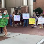 Parents protest virtual learning in Lexington-Richland District 5