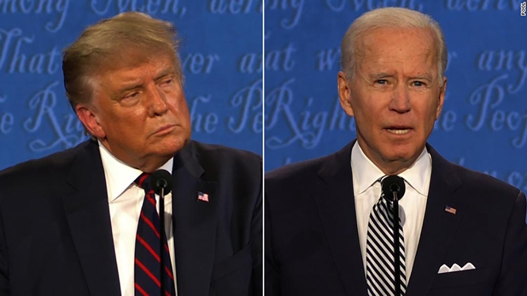 First 2020 presidential debate elicits groans and head shakes
