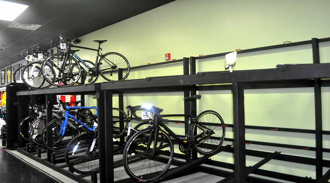 Bike sales increase during pandemic leads to shortage