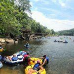 Award-winning Saluda Riverwalk expands river access