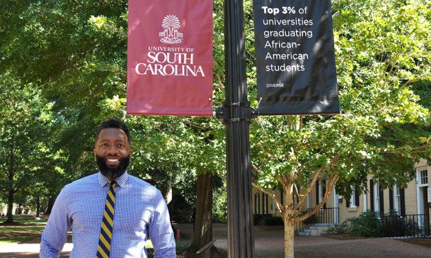 Is change possible? New UofSC diversity VP aims to find out