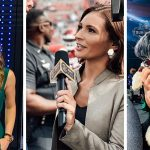 """Alyssa with a show': Lang breaks gender barrier at SEC Network"