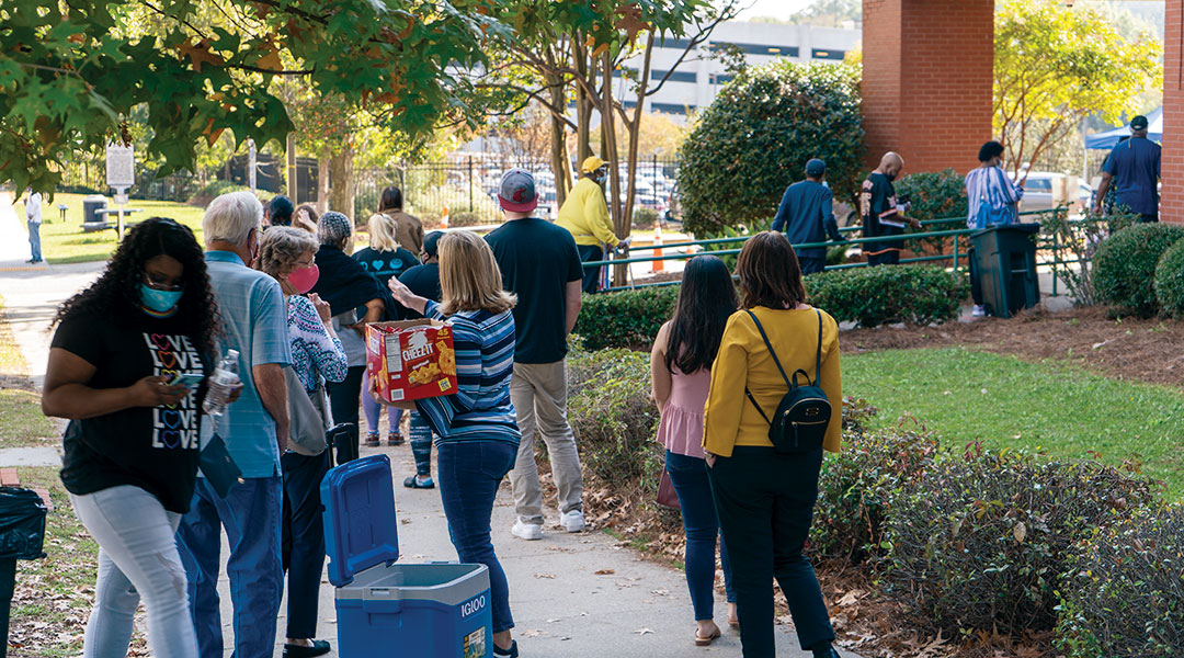 UofSC political science professors speculate about upcoming election results