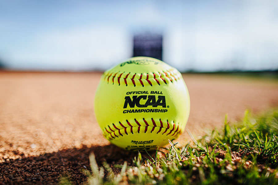 More eyes on the (soft) ball for women in sports