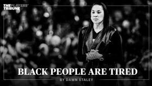 Dawn Staley Players' Tribune