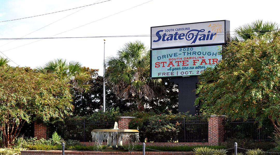 Fair food but no Ferris wheel at drive-through State Fair