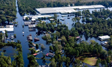 A Pee Dee town struggles to recover from two floods in three years