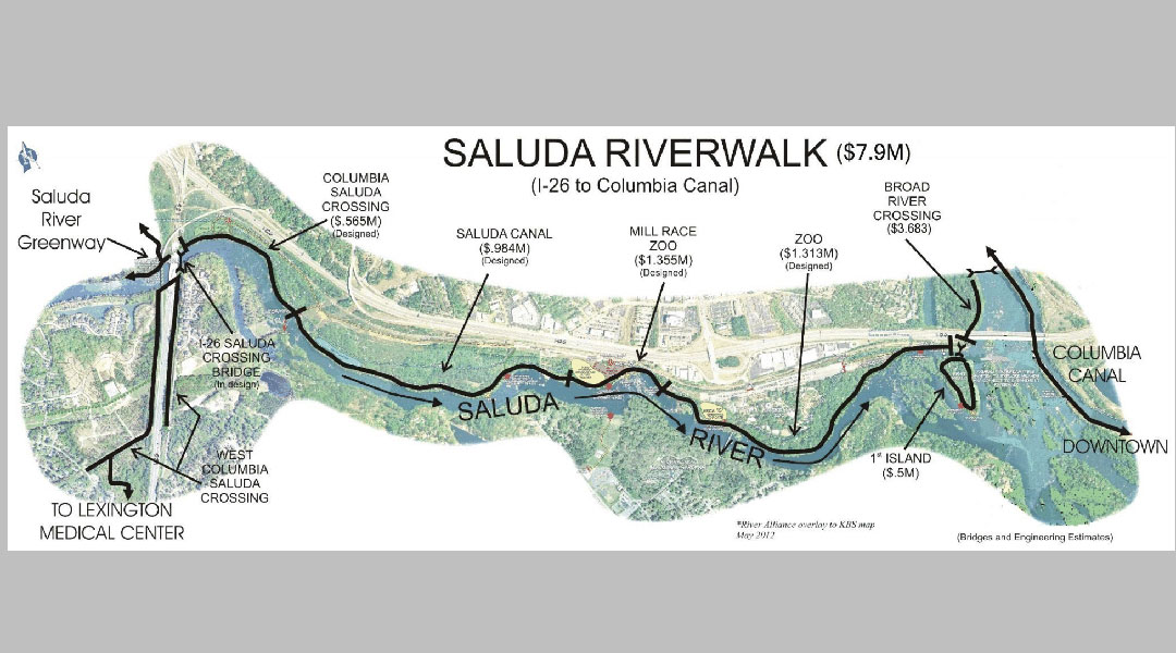Saluda Riverwalk