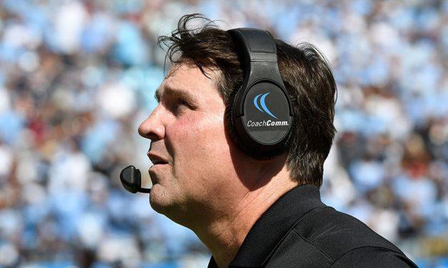Muschamp out as South Carolina's coach, Bobo takes over