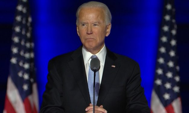 President-elect Joe Biden seeks to unify the United States