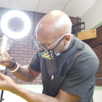 A Sumter barber goes the extra mile during pandemic