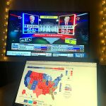 Trump and Biden locked in battle for presidency