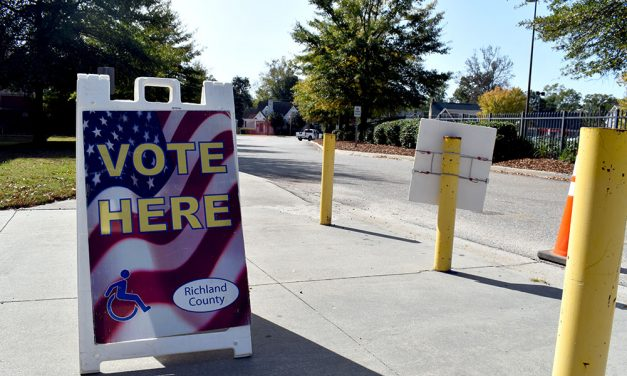 Engaged South Carolinians exercise right to vote