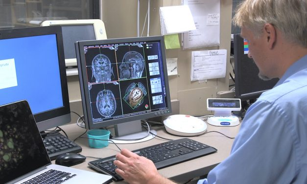 UofSC study seeks to understand how COVID-19 affects the brain