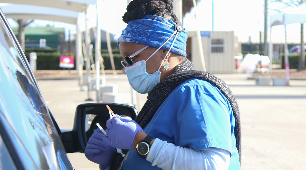 Coronavirus variant detected in SC, vaccines still effective