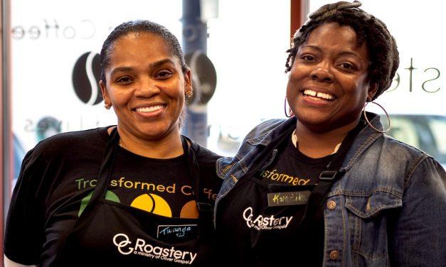 Oliver Gospel Roastery transforming coffee, transforming lives