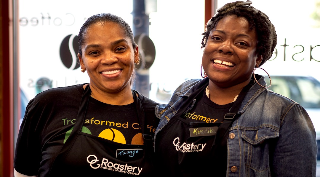 Oliver Gospel Roastery transforming coffee, transforming lives