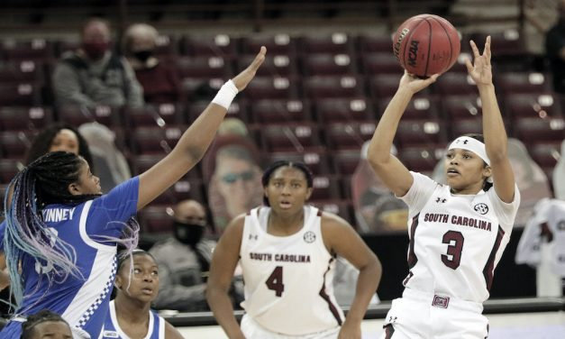 "Staley's Gamecocks control ""own destiny,"" secure No. 1 seed in the Women's NCAA Tournament"