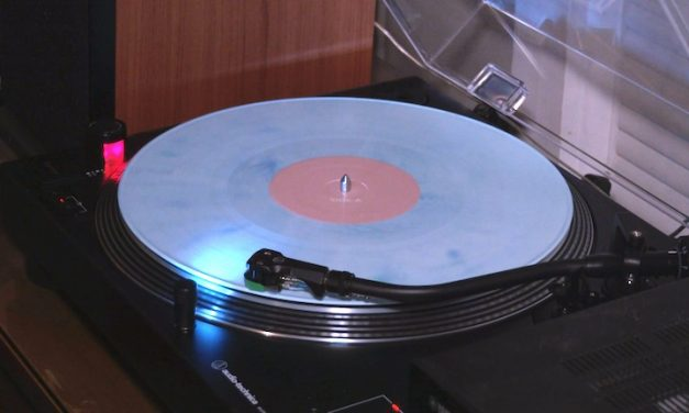 Vinyl records make a resurgence