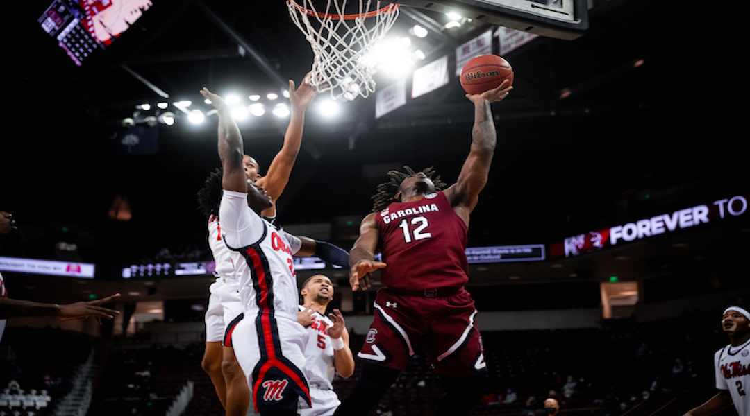 South Carolina men's basketball prepares for SEC Tournament amid struggles