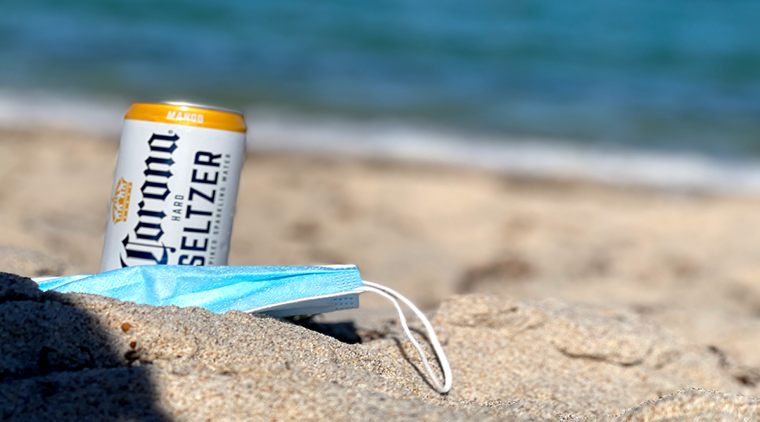 Wellness week: South Carolinians create their own spring break across Florida's beaches