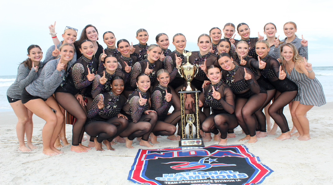 Carolina Girls dance team are national champions