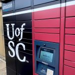 UofSC partners with Amazon, provides students access to pickup lockers