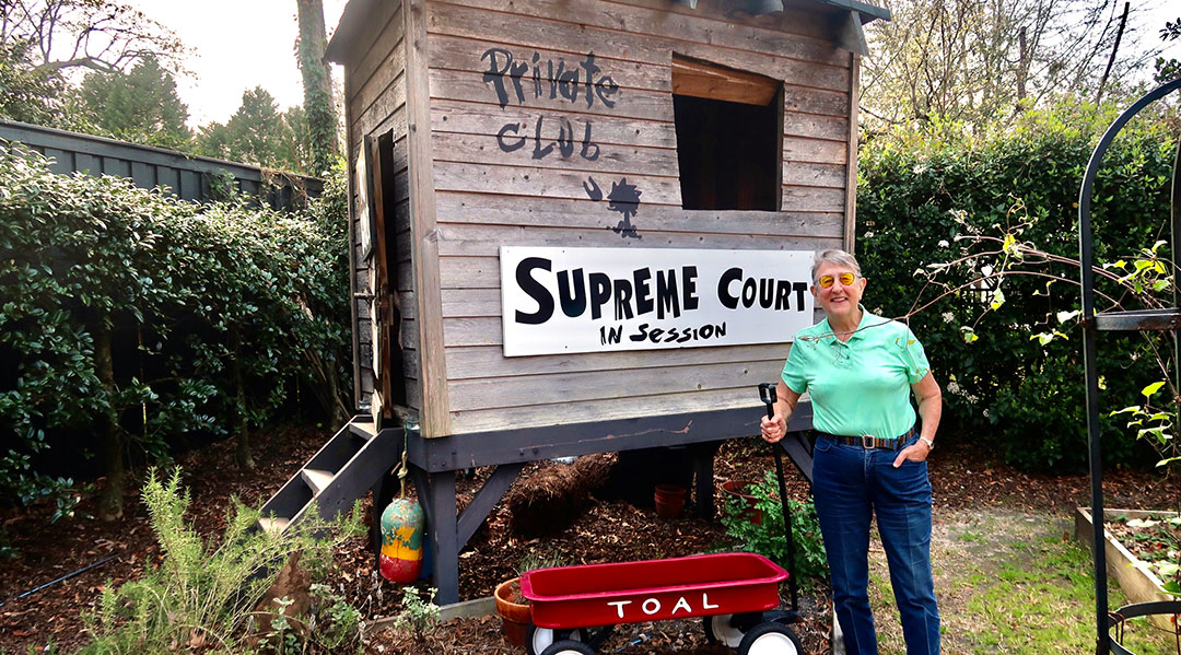 All Rise – The first female South Carolina Supreme Court Justice aims to uplift young women