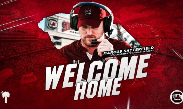 Marcus Satterfield brings 'clean slate' as Gamecocks new offensive coordinator
