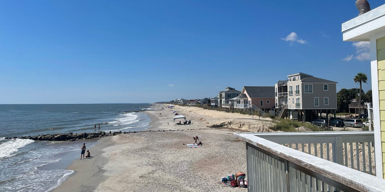 Climate change is coming. Are coastal towns ready?